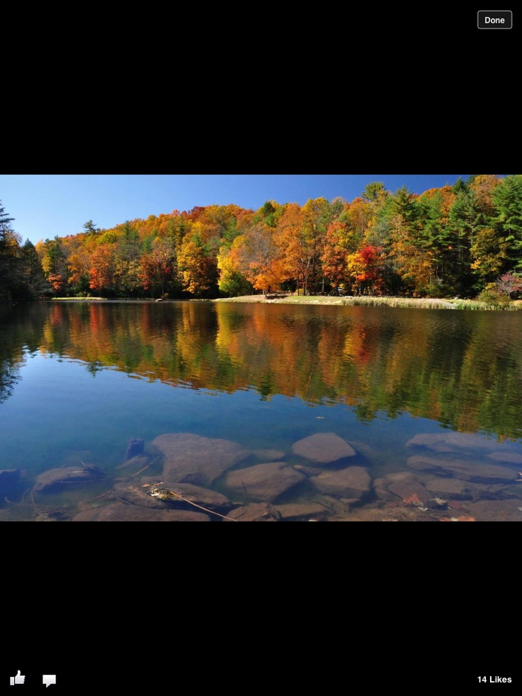 Little Beaver Lake, Raleigh County, WV my parents use to dance out here in high school