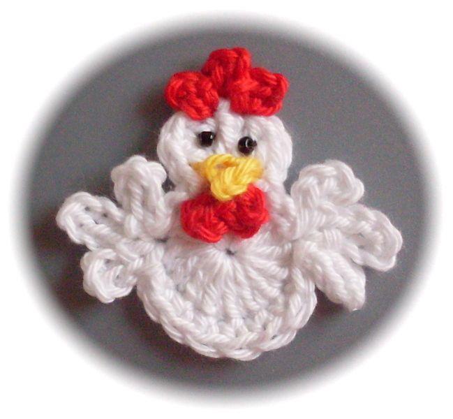 255 besten Ostern Bilder auf Pinterest | Stricken häkeln, Gehäkelte ...