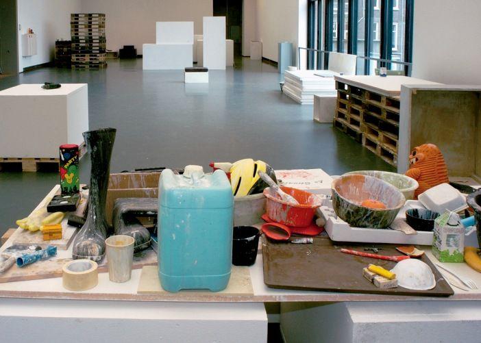 Peter Fischli and David Weiss Untitled (Rotterdam) 2003 Installation at Museum Boijmans van Beunigen, Rotterdam