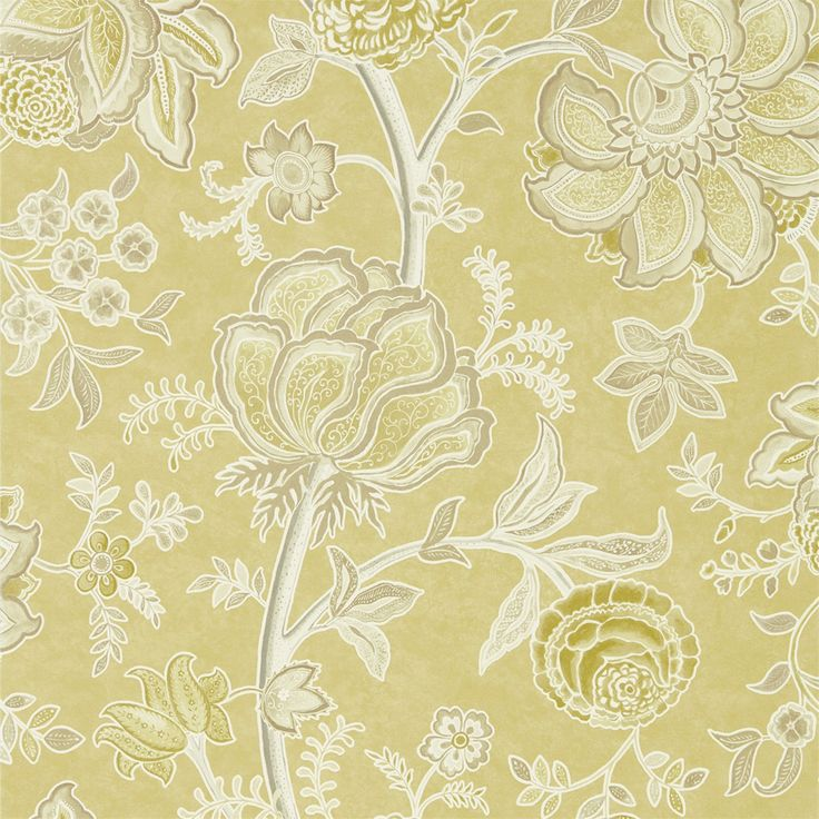 Sanderson - Traditional to contemporary, high quality designer fabrics and wallpapers | Products | British/UK Fabric and Wallpapers | Shalimar (DART216310) | Art Of The Garden Wallpapers