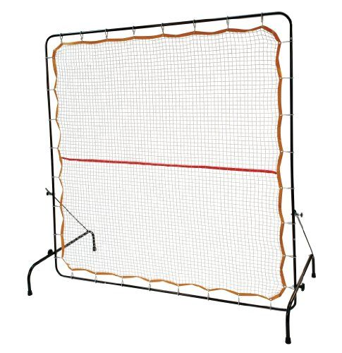 Tennis Trainer - 7ft X 7ft Steel Tennis Rebounder -- Click on the image for additional details.