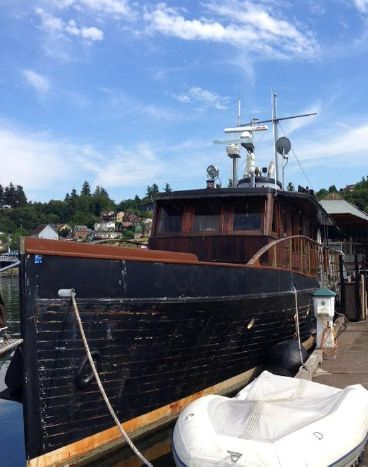 Trumpy Classic Pilothouse - http://boatsforsalex.com/trumpy-classic-pilothouse/ -           US$59,000 Irreplaceable Trumpy Classic! Year: 1925Length: 78'Engine/Fuel Type: TwinLocated In: Bremerton, WAHull Material: WoodYW#: 983-2755923Current Price: US$59,000 HISTORY doesn't get much more fun than this! Built by Vineyard Ship Building inMilford DEas a C ...