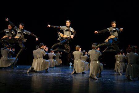 Dance-Svanuri