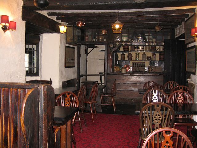 Inside Jamaica  Inn