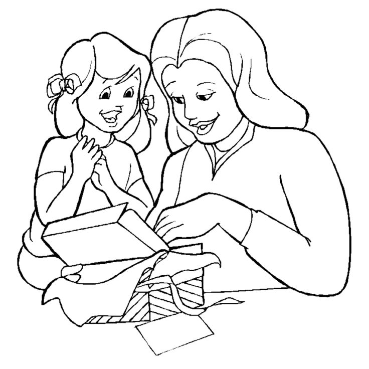 98 mother face coloring page here is a awesome