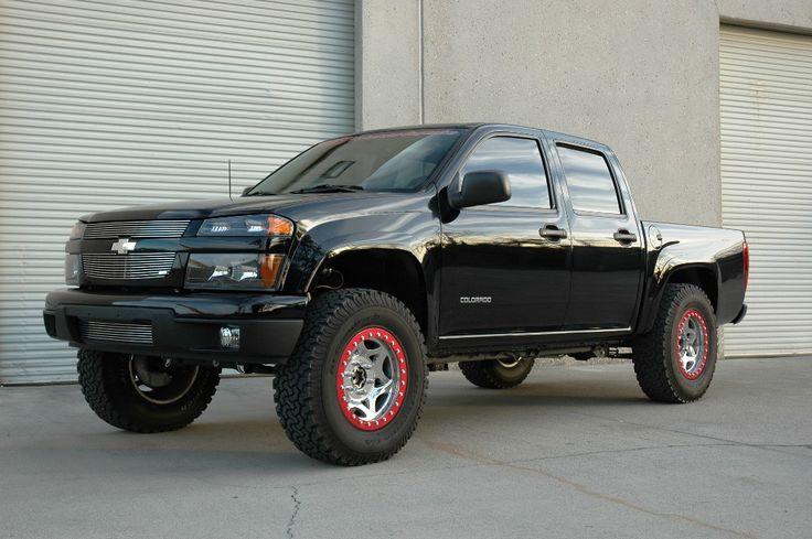 chevy colorado lifted   ... Lifted Chevy Trucks » CST Performance Suspension 5″ Colorado Lift