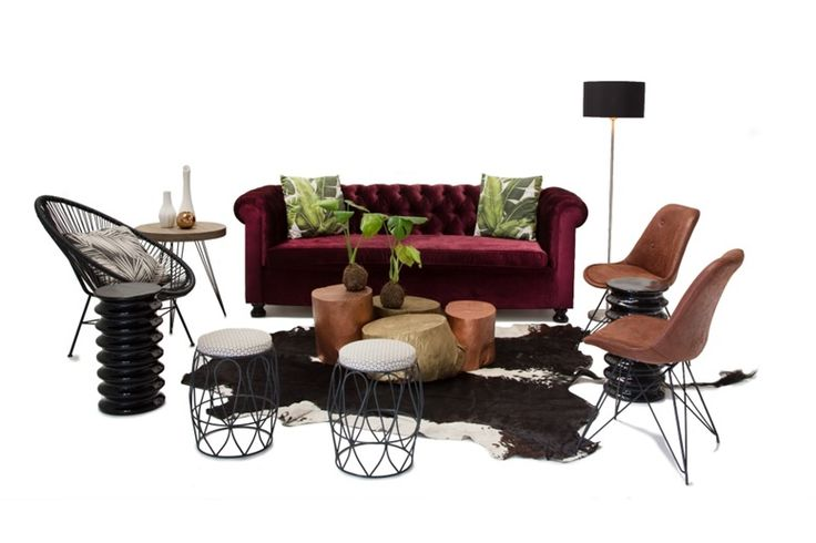 All the element that you need to create this lounge pocket available for hire for your wedding, conference, party or event. Browse our selection of chairs, tables, ottomans, couches, coffee tables and decor in our online catelogue.