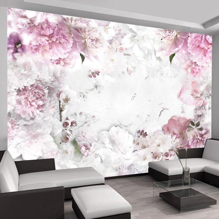 Vlies Tapete ! Top ! Fototapete ! Wandbilder XL ! 350x245 cm - BLUMEN NATUR b-A-0152-a-d