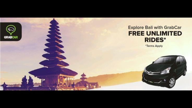 Wahai warga Bali Selatan dan pelancong ke Bali, sekarang udah ada GrabCar di Bali.   bit.ly/GrabCarBali