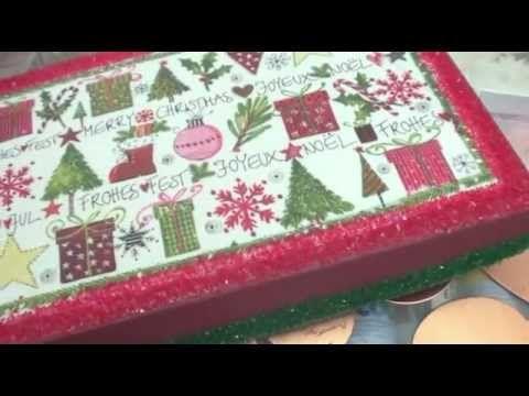Vidéo Idée de cadeaux et d'emballages cadeaux () - Femme2decoTV