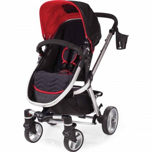 Product Review: Summer Infant's Fuze Travel System #BabyCenter