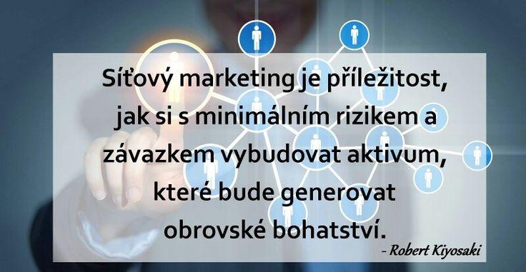 Sieťovy marketing je príležitosť ako žiť slobodný život podľa vlastných predstáv