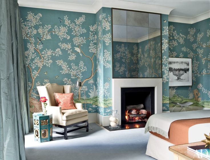 Chippendale schlafzimmer ~ 100 best walls images on pinterest wall papers paint and wallpaper