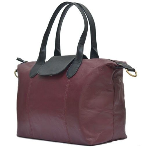 Tas Kulit Asli Voila Carine Women Tote Bag | Voila Leather