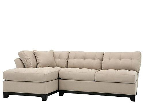Cindy Crawford Sectional Sofa