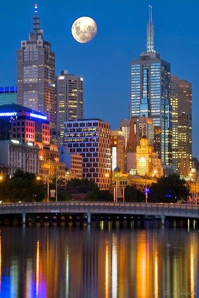 Melbourne is the capital in the state of Victoria,
