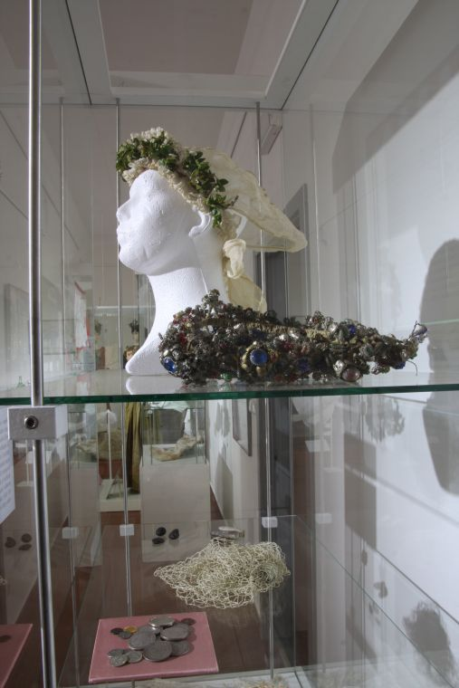 Wedding accessories from the surroundings of Znojmo
