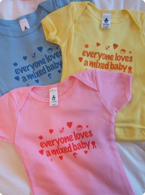 Everyone Loves A Mixed Baby