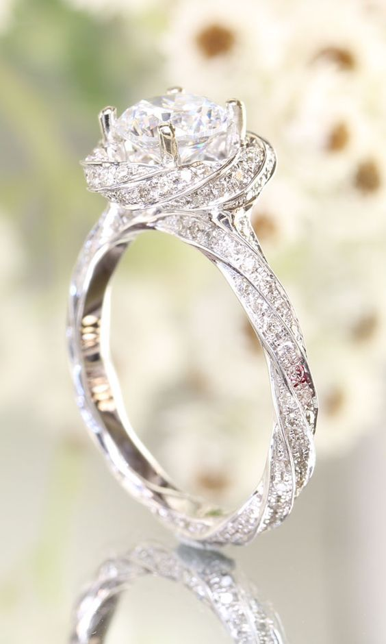 25 best unique wedding rings ideas on wedding