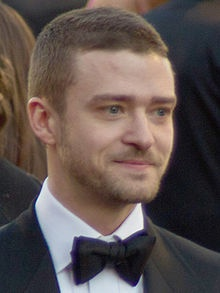 Justin Timberlake is an American actor, businessman, record producer and singer. Born in Memphis, Tennessee, he appeared in the television shows Star Search and The New Mickey Mouse Club as a child. In the late 1990s, Timberlake rose to prominence as the lead singer and youngest member of the boy band 'N Sync.