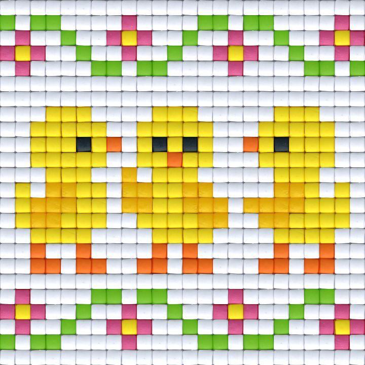 Resultado de imagen para patos en punto de cruz