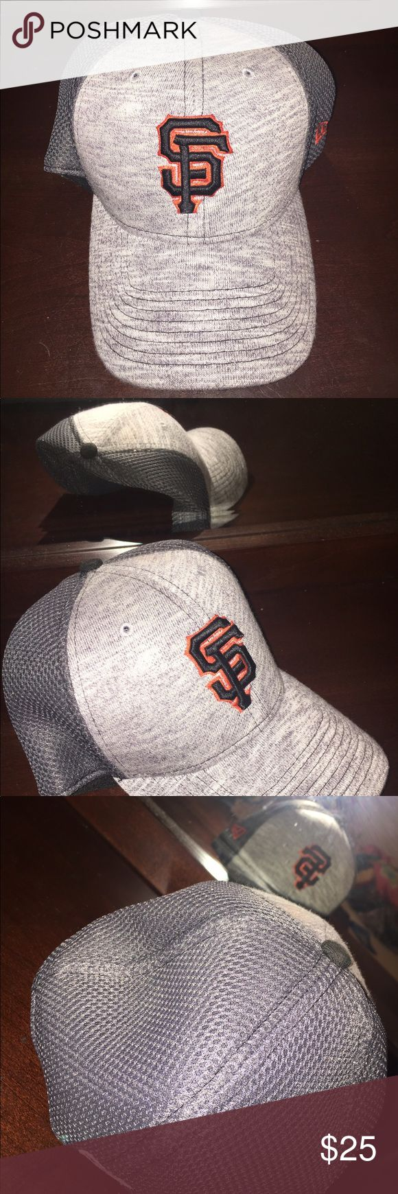 Spotted while shopping on Poshmark: San Francisco Giants Baseball Cap! #poshmark #fashion #shopping #style #New Era #Accessories