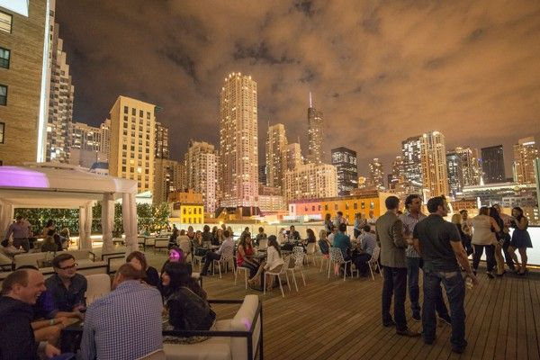 IO Urban Roofscape: The Summer's Hot Outdoor Bar, Page 5 | Chicago magazine | Dining & Drinking April 2014