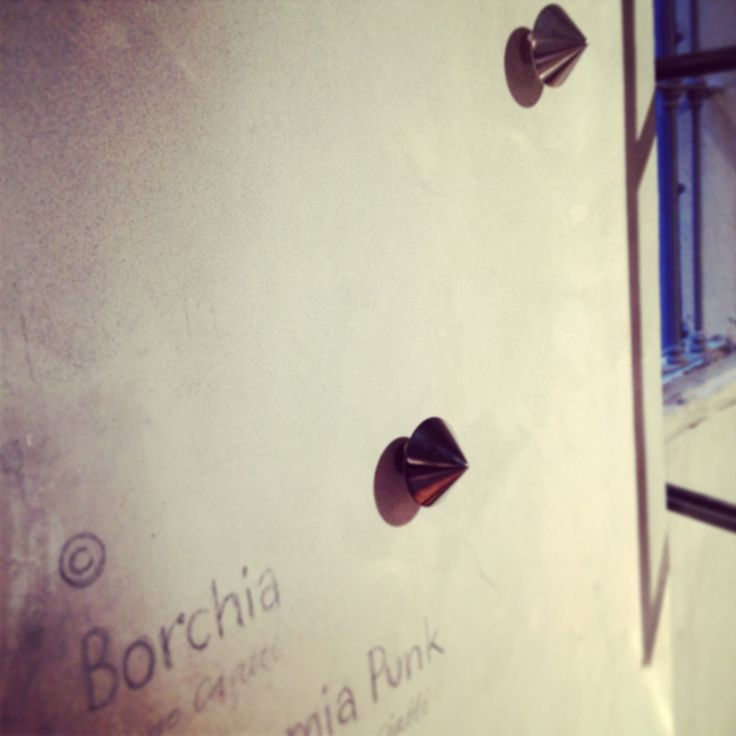 Which is your favourite #Borchia? #Borchia #clothes #hanger design #LapoCiatti available in #silver, #gold and #black nickel finishing.