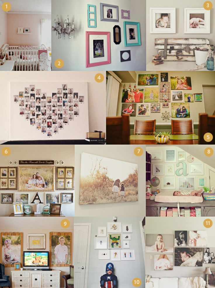 Inspire us with your walls How some