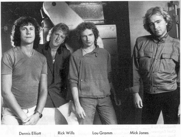 Foreigner 9/20/1981