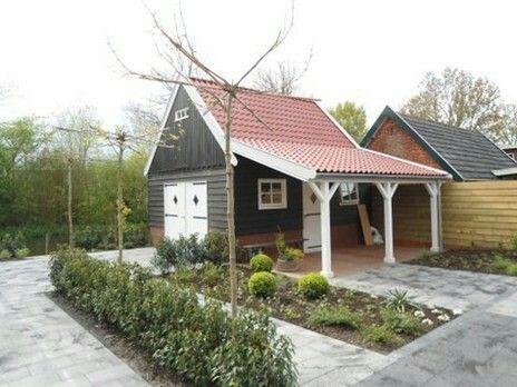 Idea for garage & carport