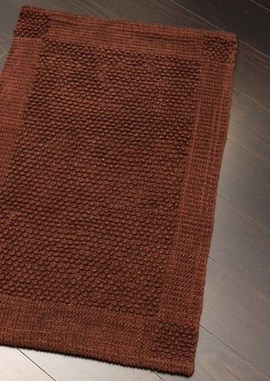 handloom and machine washable ultra soft chenille floor mats #thiscounts #home #decor #homedecor #rugs #mats