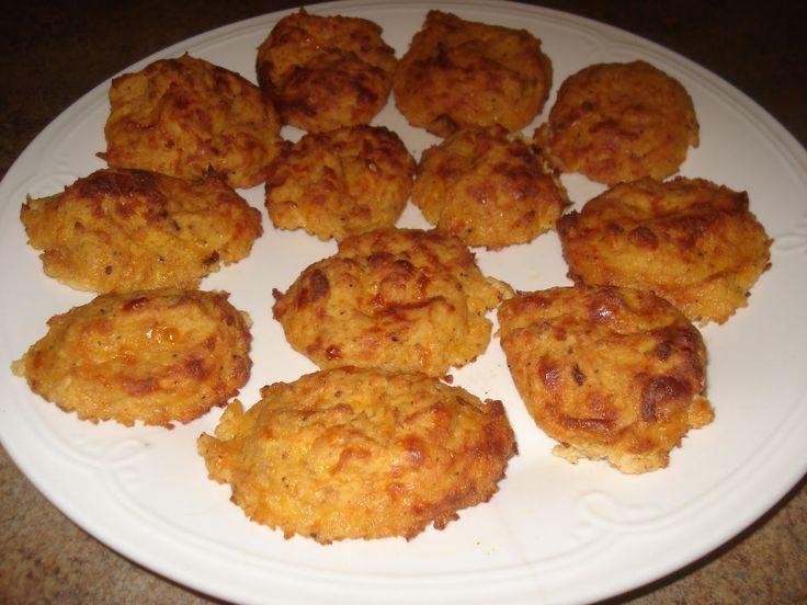 Cooking: Growing up a Little Italian Boy: Cheesy Cauliflower Patties