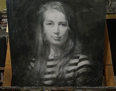 """Check out new work on my @Behance portfolio: """"Russian school of drawing. Wet sauce."""" http://be.net/gallery/31374539/Russian-school-of-drawing-Wet-sauce"""