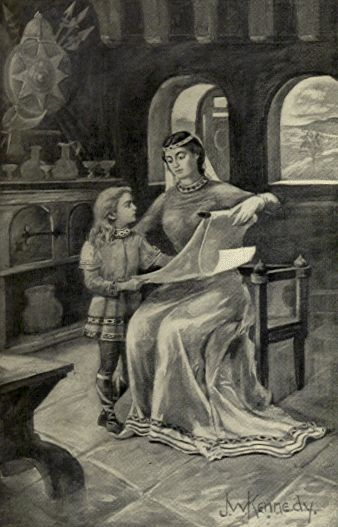 """""""Osburh, Mother of Anglo-Saxon King Alfred the Great"""" http://thefreelancehistorywriter.com/2013/10/05/osburh-mother-of-anglo-saxon-king-alfred-the-great/"""
