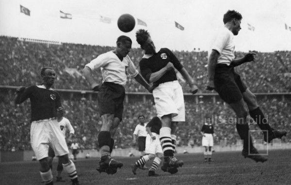 Fußball-Turnier | Olympische Spiele 1936 in Berlin