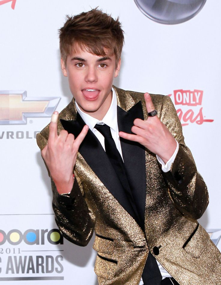 Justin Bieber 2011 Billboard Music Awards