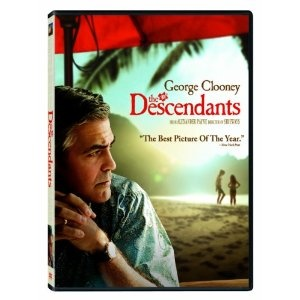 A high-powered Hawaii real estate lawyer (George Clooney) finds his ordered existence shattered when a boating accident leaves his wife in a coma, leaving him in charge of the young daughters (Shailene Woodley, Amara Miller) he barely knows. After finding out his wife was having an affair, he drags the girls along on his hunt for the other man, making for moving revelations along the way.