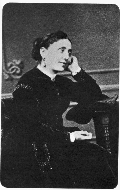 Marcel's Maternal Grandmother,  Adèle Berncastel Weil * Île de France, Paris, 05.02.1824 † Île de France, Paris, 02.01.1890 http://geneall.net/fr/name/346370/adele-berncastel/