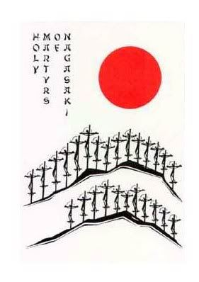 a year of prayer: 365 Rosaries: February 6: 26 Martyrs of Japan