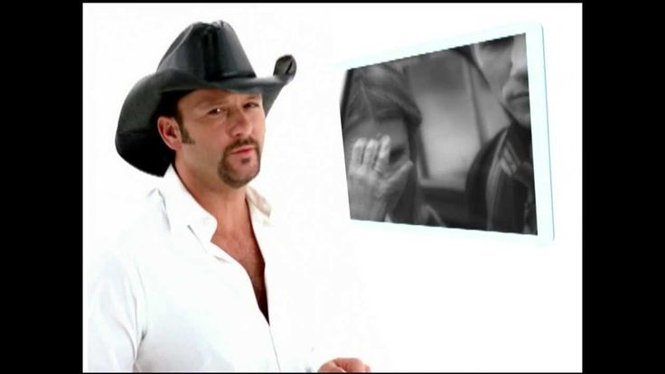 I like the message in this song.  Nothing feels greater than living like you were dying.  Tim McGraw - Live Like You Were Dying (Official Music Video)