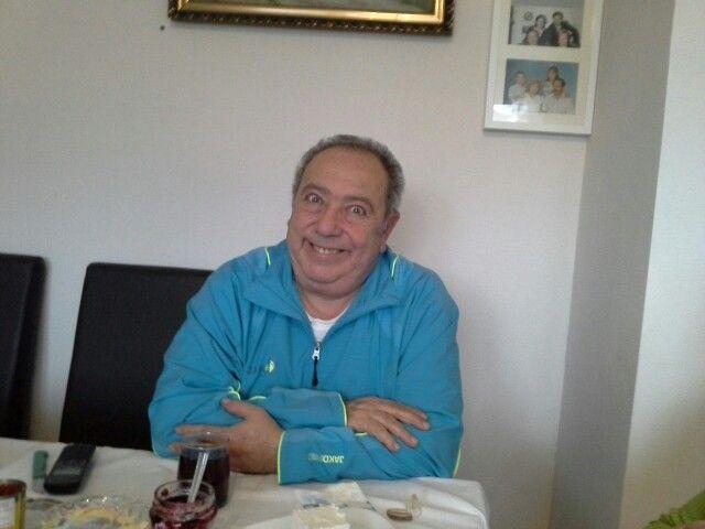 Babamın komik arkadaşı Orhan amca...