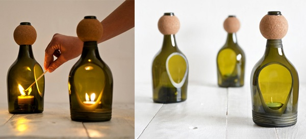 Another great idea for Reuse wine bottles ideas