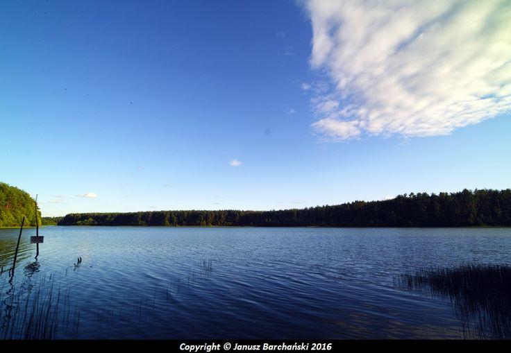 Węsiory Jezioro Długie 2016-08-07