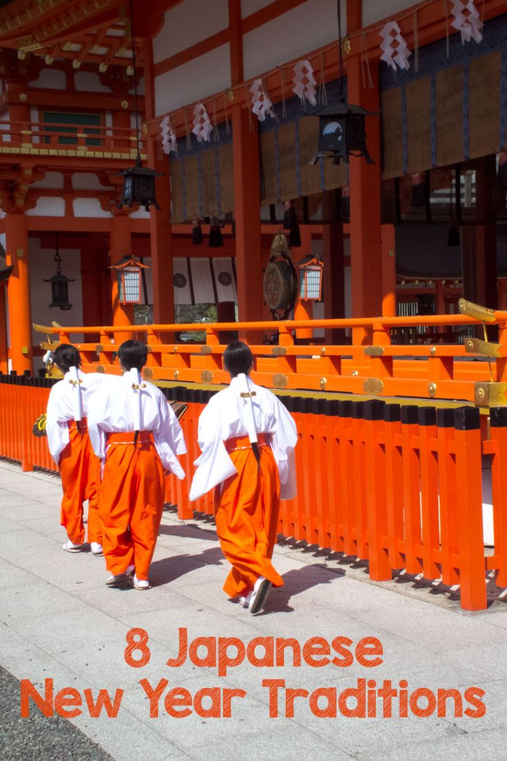 8 popular Japanese New Year traditions and activities