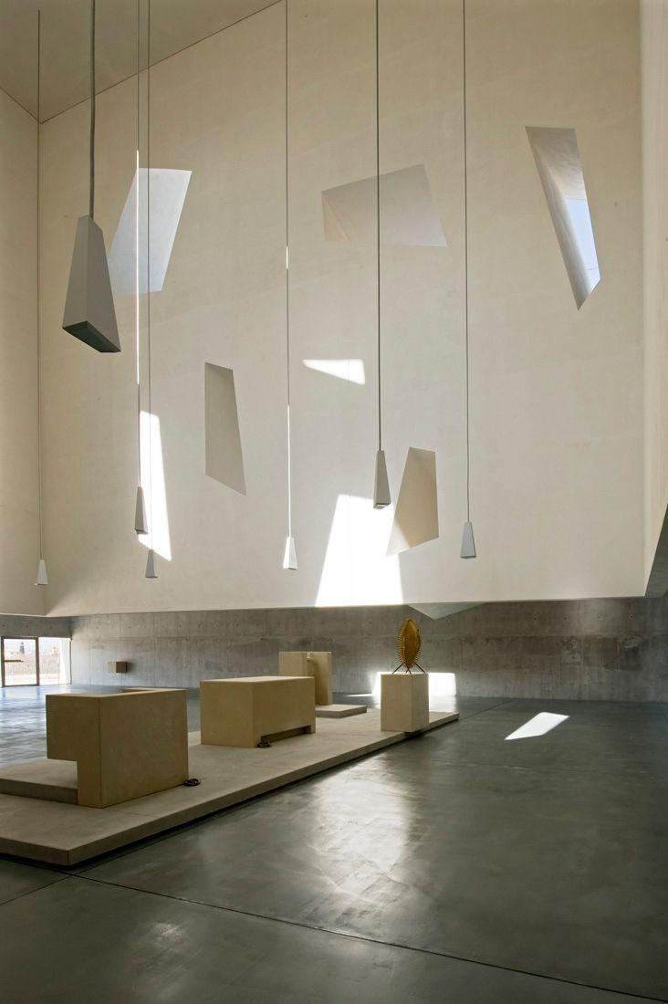 New Church in Foligno – Doriana e Massimiliano Fuksas