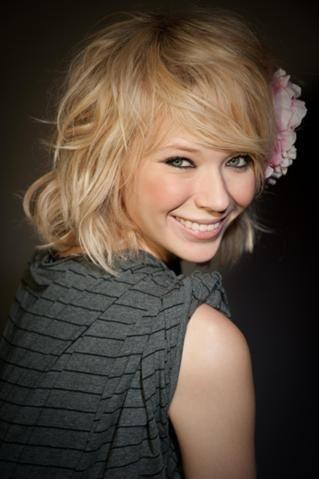 Katia Ivanova. Love this hair