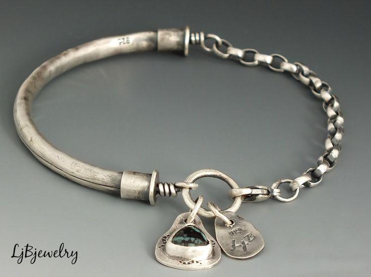 Sterling Silver Bracelet      LjBJewelry