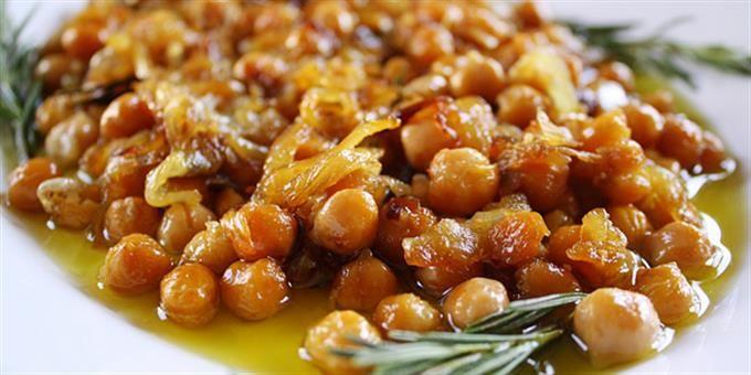 papatrexas.gr: Ρεβίθια στον φούρνο με λαχανικά