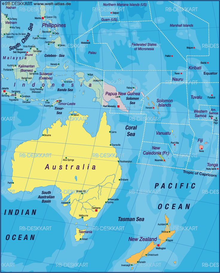 fiji australia map london map